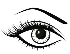 מראה Cat-eye